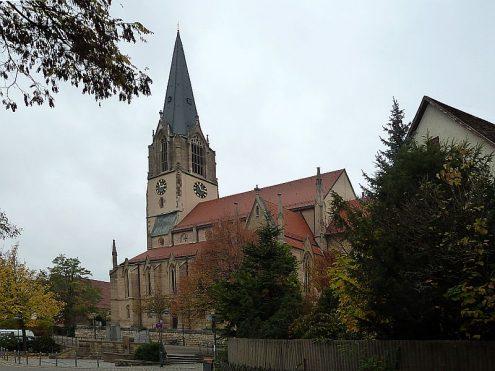 """Martinskirche - der """"Filderdom"""""""