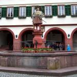 Oberer Marktbrunnen Weil der Stadt