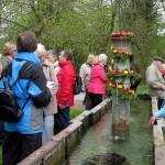 Brunnen im Gestütshof Scharnhausen