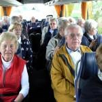 Mit dem bus zum AV-Heim Oberboihingen