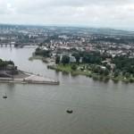 Koblenz - Deutsches Eck