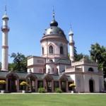 Schwetzingen Schlosspark - Moschee