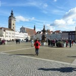 Marktplatz Budweis