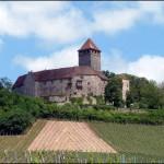 Burg Lichtenberg - das Wahrzeichen des Bottwartals