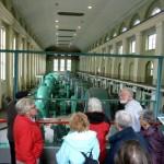 Im Walchensee-Kraftwerk