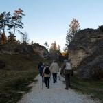 Durchs Felsenmeer