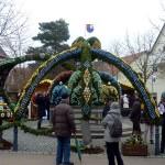 Osterbrunnen in Schechingen