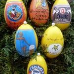 mit über 11.000 echten Eiern