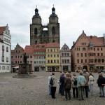 Zwischenstopp in der Lutherstadt Wittenberg