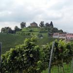 Rotenberg mit der Grabkapelle auf dem Württemberg