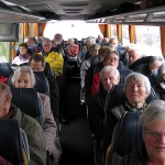 Busfahrt nach Oberboihingen