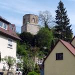 Mühlhausen, Heidenburg