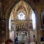 Veitskapelle, Blick zum Hochaltar