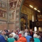 Führung in der Veitskapelle