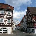 Rathausplatz mit Restaurant Ochsen