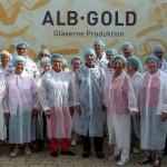 Betriebsführung bei Alb-Gold