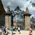 Gartentor zum Hofgarten