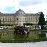 Residenz, Ansicht der Hofgartenseite