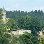 Blick auf Kloster Lorch