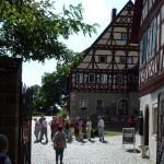 Kloster Lorch, Torhaus und Abtsgebäude