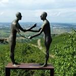 """""""Dialog"""" von Karl Ulrich Nuss, 1999"""