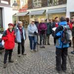 Stadtbesichtigung in Winnenden [Foto: W. Speiser]