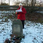 Am 17. Februar 1922 ist der Fuhrmann Gottlob Ruckaberle bei Möhringen zu Tode gekommen. Er wurde überfallen, ausgeraubt und mit einem Stein erschlagen. Ein Gedenkstein erinnert an den Fuhrmann, der Steine für den Bau des Hauptbahnhofs aus dem Schönbuch nach Stuttgart gebracht hatte. Der Mord wurde nie aufgeklärt.