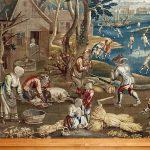 Gobelin-Wandteppich