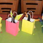 Hübsch dekorierte Tische erwarten uns im AV-Heim Oberboihingen [Foto: Speiser]