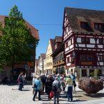 Marktplatz mit Ratsstüble