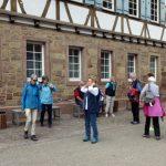 Im Klosterhof Maulbronn [Foto: Speiser]