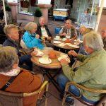 Zum Abschluss in Freudenstadt ins Eiscafe